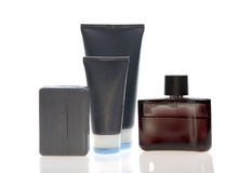 Men's cosmetics Stock Photos