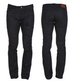 Men`s denim trousers Stock Photography