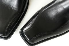 Men's Dress Shoes Stock Image