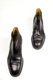 Men's dress shoes Stock Photos