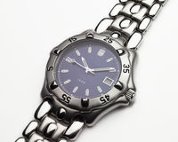 Men's Dress Watch Royalty Free Stock Photos