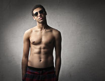 Men's fashion Royalty Free Stock Images