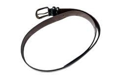 Men's fashion belt Royalty Free Stock Images