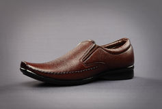 Men's Formal Shoe Royalty Free Stock Images