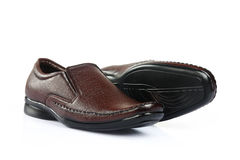 Men's Formal Shoes Stock Image