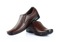 Men's Formal Shoes Stock Photos