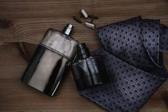 Men`s fragrance Stock Photography