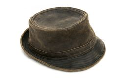 Men's hat Royalty Free Stock Photo