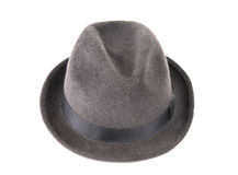 Men's hat isolated Royalty Free Stock Photography