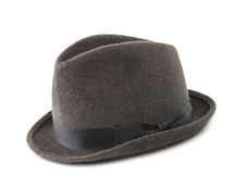 Men's hat isolated Stock Photography