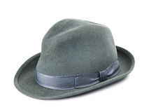 Men's hat isolated Stock Images