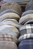 Men's hats Stock Images
