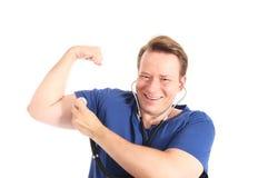Men's health Photo libre de droits