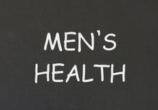 Men's health Images libres de droits