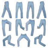 Men's jeans Stock Images