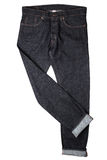 Men's jeans Royalty Free Stock Photo