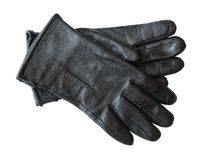 Men S Leather Gloves Stock Photos