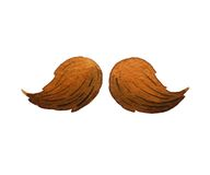 Men`s mustache Royalty Free Stock Images