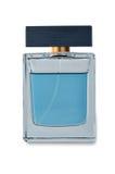 Men`s Perfume Bottle Stock Photo