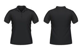 Men's polo shirt Royalty Free Stock Photos