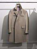Men's Rain Coat Royalty Free Stock Images