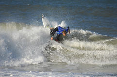 Men's Rip Curl Pro Portugal 2010 Royalty Free Stock Images