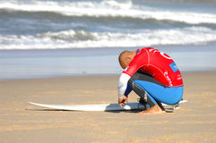 Men's Rip Curl Pro Portugal 2010 Royalty Free Stock Image
