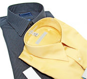 Men's Shirt Stock Photography