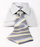 Men's shirt and tie Royalty Free Stock Photography
