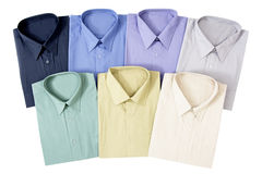 Men's Shirts Stock Photos