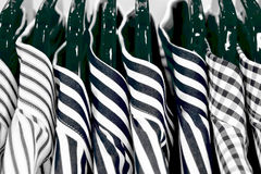Men's shirts Royalty Free Stock Photography