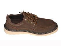 Men's shoe Royalty Free Stock Photos