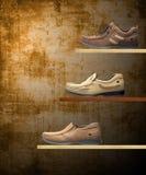 Men S Shoe Royalty Free Stock Image