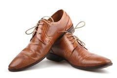 Men's shoes Stock Photo