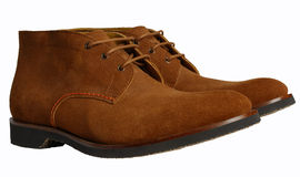 Men's shoes casual Royalty Free Stock Photography