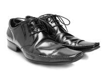 Men's shoes Stock Photos