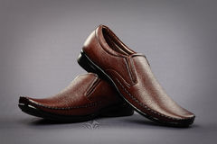 Men's Shoes Stock Photo