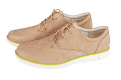 Men`s shoes Royalty Free Stock Images