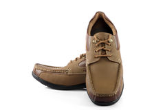 Men's shoes Royalty Free Stock Photography