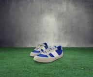 Men's shoes sport Stock Photos