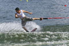 Men's Shortboard Action - Jaret Llewellyn Stock Photos