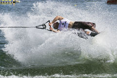 Men's Shortboard Action - Ryan Dodd Stock Images