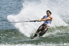 Men's Shortboard Action - Ryan Dodd Stock Image