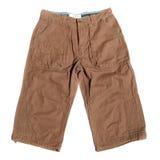 Men's shorts Royalty Free Stock Photography