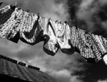 Men`s silk underwear royalty free stock image