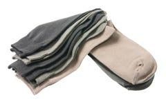 Men's Socks Royalty Free Stock Image