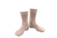 men's socks isolated Stock Images
