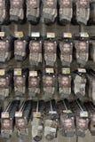 Men's socks Royalty Free Stock Images