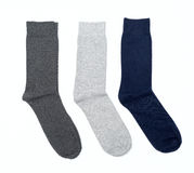 Men's socks Stock Image