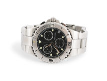 Men's Sport Wrist Watch Stock Images
